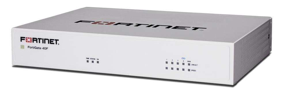 FortiGate 40F next-generation firewall