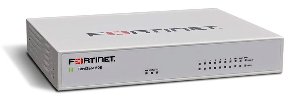 FortiGate 60E firewall