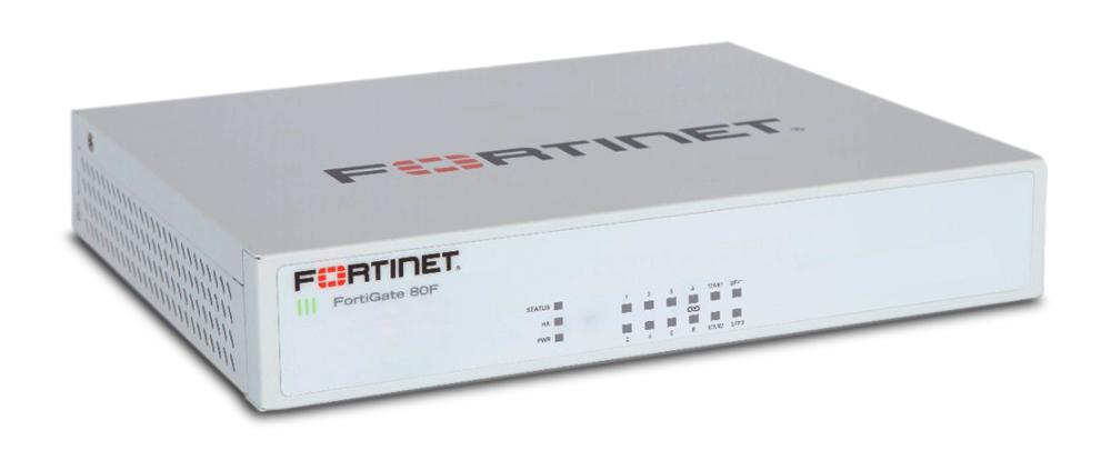 Fortinet FG 80F Next-Generation firewall