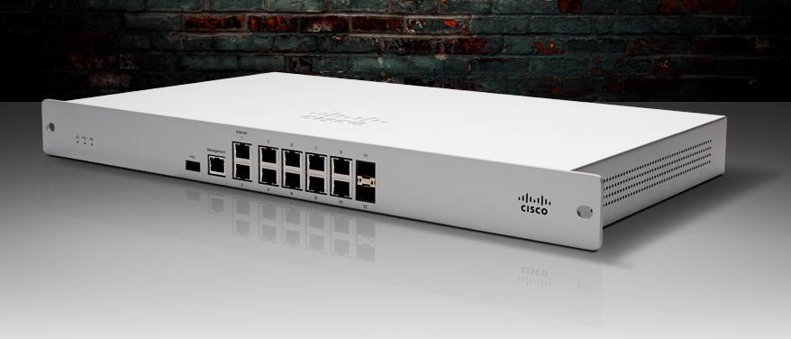 Meraki MX84 Next-Generation firewall