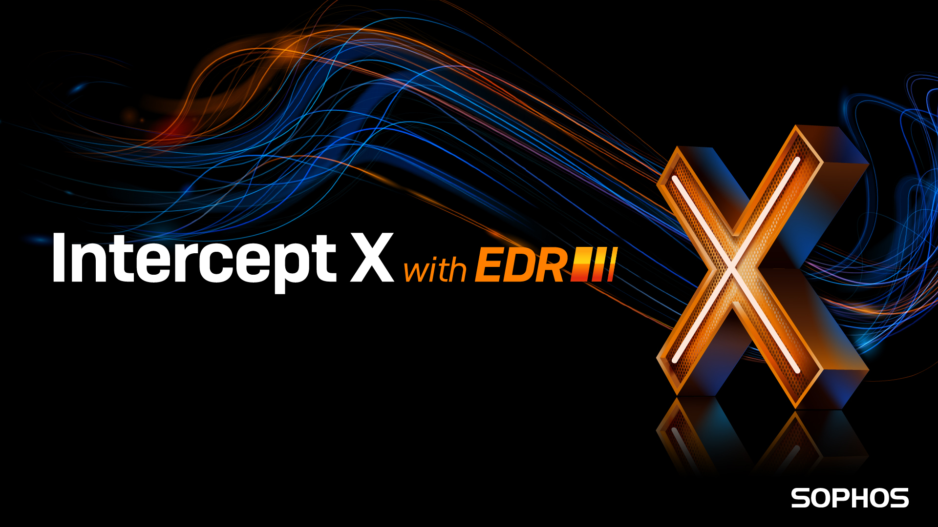 Sophos Intercept X Advanced with EDR – Easy to Manage Multi-Layered Security