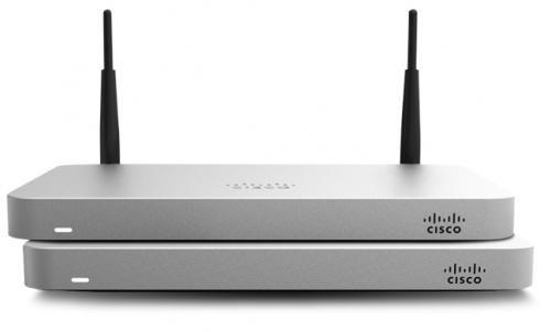 Cisco Meraki MX64 with Enterprise License