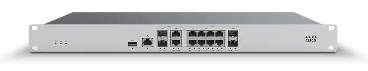 Meraki MX85 firewall