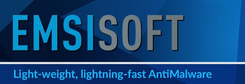 Emsisoft AntiMalware praphic