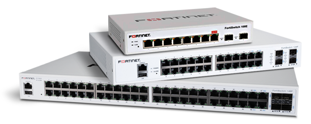 Fortinet switches