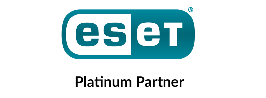 ESET Platinum Partner graphic
