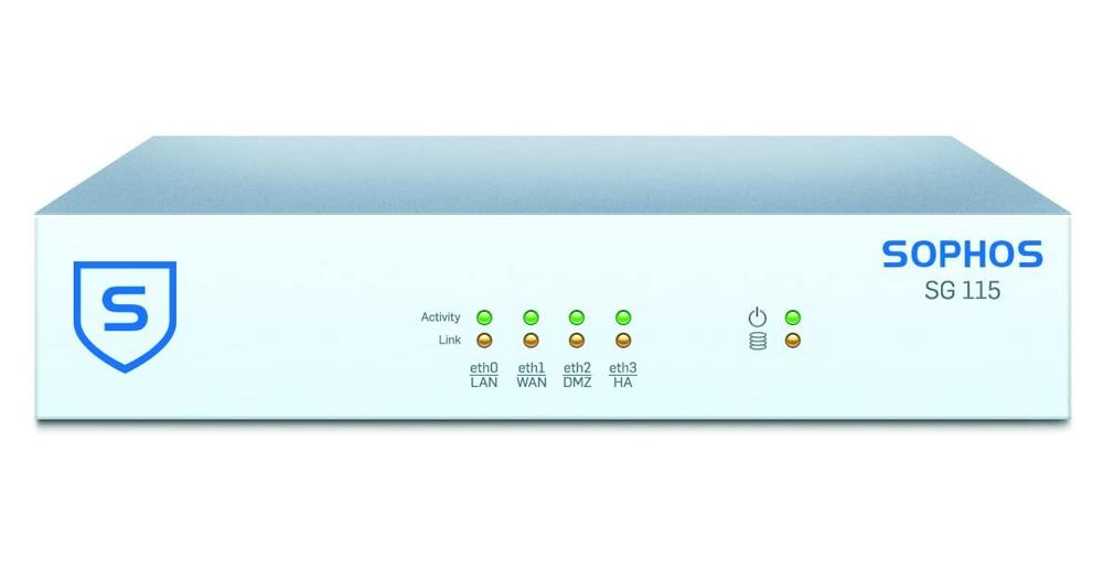 Sophos SG 115 Next-Generation firewall