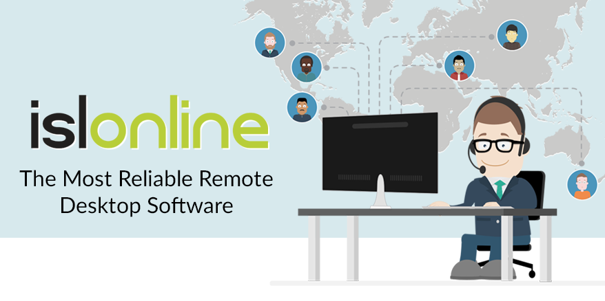 ISL Online Remote access and support software