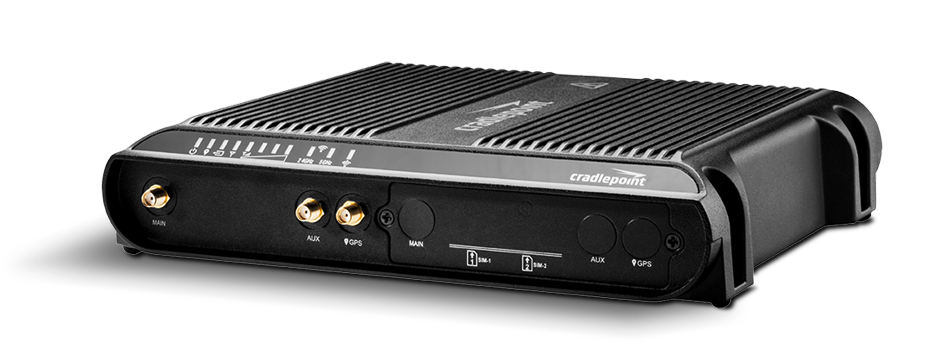 Cradlepoint IBR1700 4G router