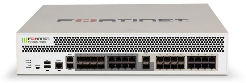FortiGate-1000D Next-Gen firewall