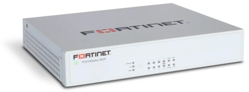 FortiGate 80F Next-Gen firewall