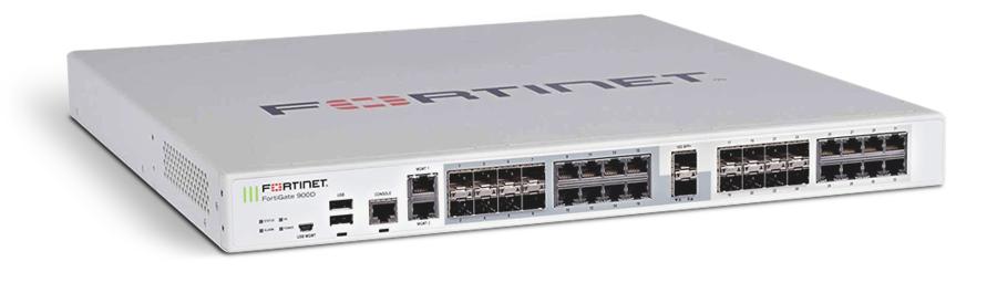 FortiGate 900D Next-Gen firewall