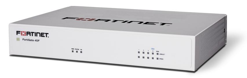 FortiGate 40F Next-Gen firewall