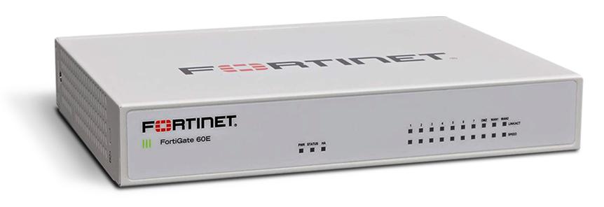 FortiGate 60E Next-Gen firewall