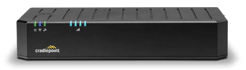 Cradlepoint E100 Cloud-Managed router