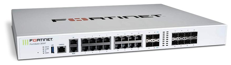 Fortinet FG-200F firewall