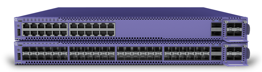 Extreme 5520 series switches