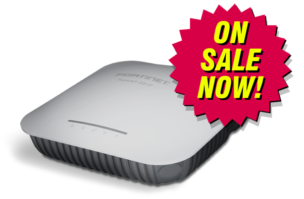 FortiAP 231F access point