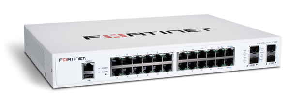 FortiSwitch 124F Switch