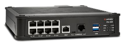 Palo Alto PA-460 Next-Gen firewall