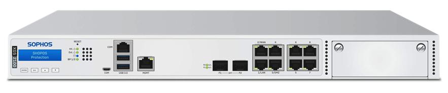 Sophos XGS 2100 Next-Gen firewall
