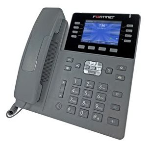 Fortinet FortiFone FON-380 – VoIP phone – SIP, RTCP, SRTP, SIP over TLS, SIP over TCP, SIP over UDP