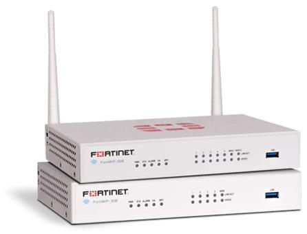 FortiGate Small firewalls