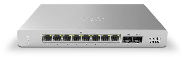 Meraki MS120-8 switch