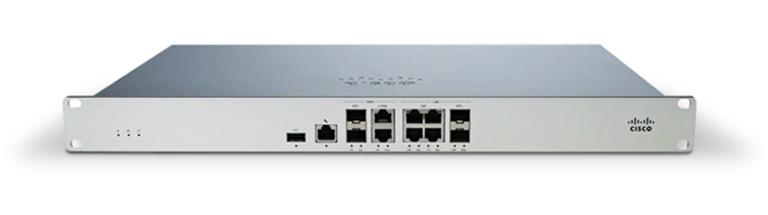 Meraki MX105 Next-Gen firewall