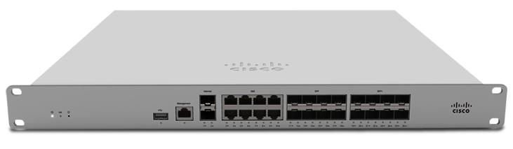 Meraki MX250 Next-Gen firewall